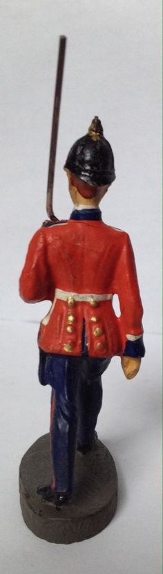 Elastolin Hausser Massefigur Engländer Manchester Regiment 7,5 cm Serie | eBay