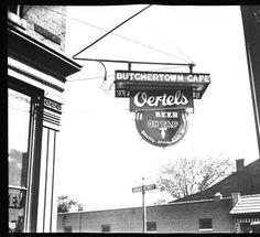 Butchertown Cafe, Louisville, Kentucky, 1930s. :: Royal Photo Company Collection