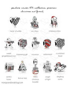 Personalized Photo Charms Compatible with Pandora Bracelets. pandora winter 2016 charms