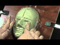 (20) Sculpting The Face: Part One - YouTube