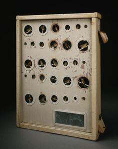 Joseph Cornell  American, 1903–1972, Untitled (Forgotten Game) c.1949  from Art Institute of Chicago