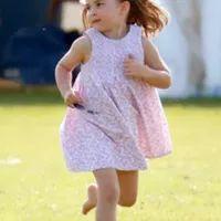 Look da Semana. Os encantadores vestidos da princesa Charlotte - Estilos - SAPO Lifestyle Princesa Charlotte, Kate Middleton, Look, Summer Dresses, Fashion, Toad, Daughter, Vestidos, Duchess Of Cambridge