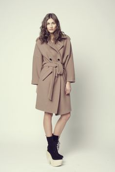 #beautyofimperfection #defect #AW12 #womenswear #coat