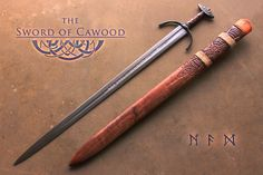 the Sword of Cawood » Cedarlore Forge