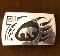 Bear Paw with Bear- Blackfoot Tribe heritage tattoo idea