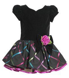 5d3699da39d Black velvet bodice dress with sweetheart neckline