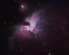 orion | Galaxia JOB 38:31.