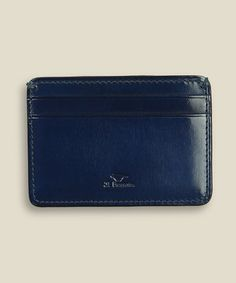 Zoom: Il Bussetto - Credit Card Case // always been a big fan of the card case in lieu of a wallet.