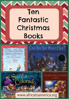 10 Fantastic Christmas Books from Africa to America