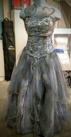 A Corpse Bride Wedding: Steph & Lee | Wedding | Pinterest