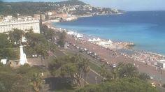 Room with a View - Le Méridien Nice - Baie des Anges Webcam