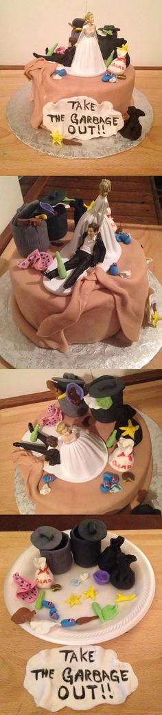Divorce cake!