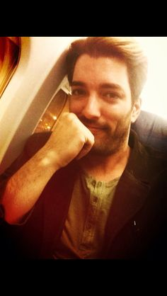 My favorite Property Brother...Jonathan Scott!