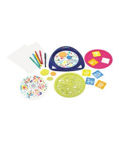 Take a look at this Magic Mandala by Playgo on #zulily today! for Sofie