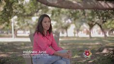 Essa é a história da mamãe Valdineia, vencedora da ação cultural Brandili - Vestindo Amor pelo meu Filho. Uma história linda que fala sobre o poder do amor pela criança!  Para conhecer outras histórias incríveis de amor pela criança acesse ao hotsite: www.amorpelacrianca.com.br