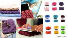 Dein Style Slipcase für's iPad - Handgefertigt  von Seila's Herzenssachen auf DaWanda.com
