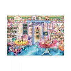 inShop webáruház > Educa Süteménybolt puzzle, 1500 darabos