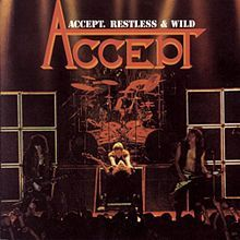 "Accept ""Restless and Wild"" 1982"
