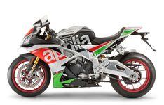 Intermot 2016: sportbike Aprilia RSV4 RF 2017