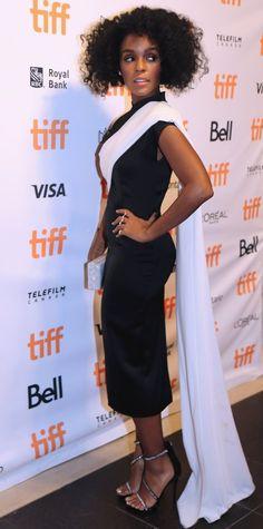 Janelle Monae- 2016 Toronto International Film Festival Best Dressed by The He…