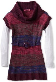 Energie Girls 7-16 Monique Cowl Neck Sweater $17.60