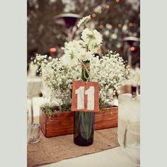 Numero tavoli