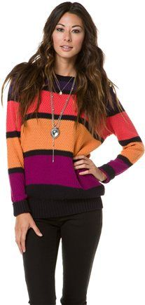 MINKPINK PRIMARY EDUCATION SWEATER | Swell.com