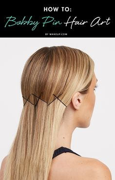 You'll never look at your bobby pins the same after this tutorial! Here's how to get cute and trendy hairstyles using this little beauty tool.
