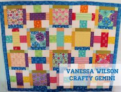 Stack 'Em Up QuiltTutorial on the Moda Bake Shop. http://www.modabakeshop.com