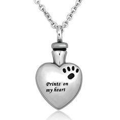 Cat Memorial Jewelry