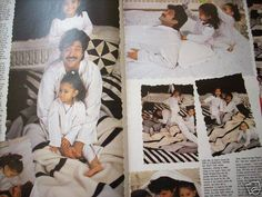 Anil Kapoor and family