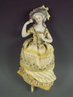 German half doll.