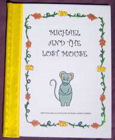Personalized / Photo Storybook  The Lost Mouse by funstorybooks, $25.00
