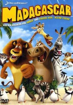 The first Madagascar film.