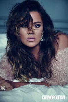 Khole Kardashian Cosmo UK cover