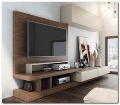 Cozy TV Room Setup (7)