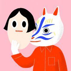 Carlotta Scalabrini - Mask off