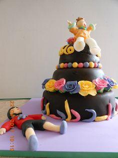 tarta para emilia y pablo