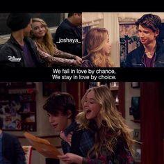 Yes they did Maya and Josh!!! Awwww!!!