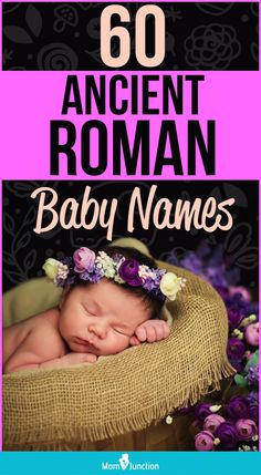 Many people still like giving their young 'uns a Roman name. So, if you're thinking along the same lines, or simply sifting through the options, our collection of some famous Ancient Roman baby names for boys and girls is sure to help you. #name #names #babynames #uniquebabynames