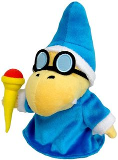 Super Mario Magikoopa Plush 18cm: This Super Mario Magikoopa plush toy is an official licensed product made… #UKOnlineShopping #UKShopping