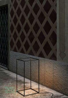 Ipnos - Ipnos da Flos :: A simplicidade de um paralelepípedo de luz ideal para interior ou exterior