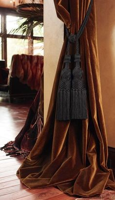 Our Curtains Wonu0027t Be This Long But I Love This Look