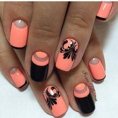 Красивый дизайн от @nails_irinamarten #ногти#маникюр#идеиманикюра#дизайнногтей#шеллак#гельлак#ногтевойсервис#самыелучшие#лучшиемастера#лучшиеидеи#толькоунас#nail#nails#shellac #gellac #naildesign #nailswag#nailart#nailsoftheday#beauty#manicure#designnails#look#ideim