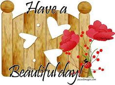 ☀️️Have a beautiful day!