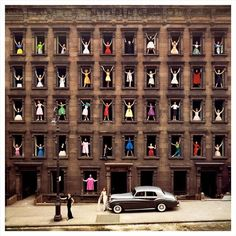 "Ormond Gigli ""Girls in the Window"""