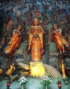 Amazing Lingyin Temple