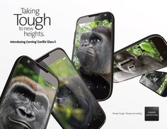 Cornings stronger Gorilla Glass 5 is hitting devices later this year