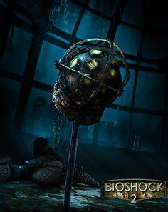 Bioshock 2. Mike Bryan