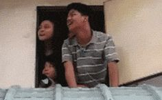 Incredibly accurate gif of fangirling.